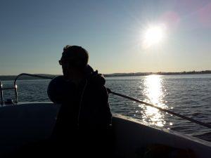 Motorbootfahren auf dem Bodensee